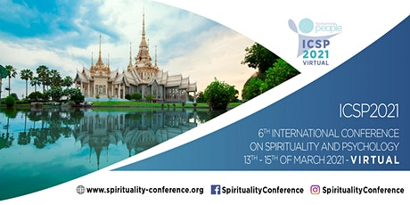 6th International Conference on Spirituality and Psychology [ICSP2021] tickets