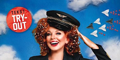 TEKST try-out 'Els De Schepper ziet ze vliegen' tickets