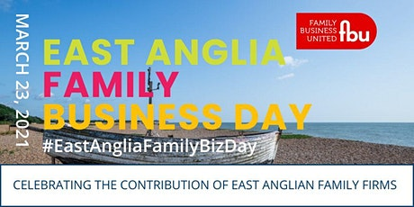 East Anglia Family Business Day 2021 tickets