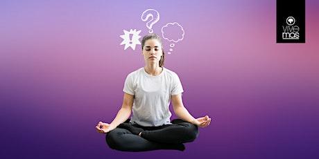 ¿Cómo relajarme siendo ansioso?  - EVENTO GRATUITO ONLINE entradas