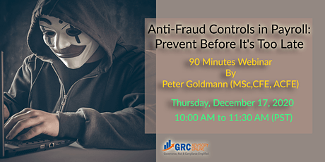 Anti-Fraud Controls in Payroll: Prevent Before It's Too Late tickets