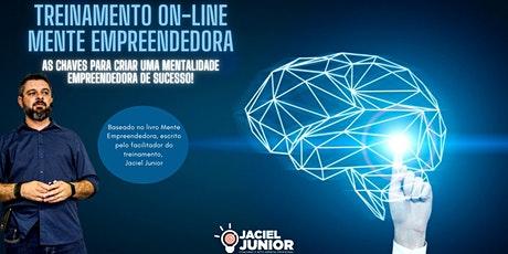 Workshop On-Line Mente Empreendedora ingressos