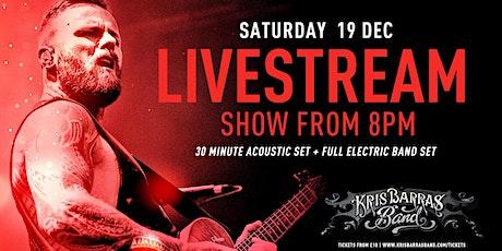 Kris-Mas Show - Livestream Concert tickets