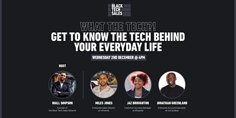 What The Tech?! Get to know the tech behind your everyday life tickets