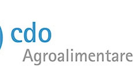 """L'AGROALIMENTARE DA SCOPRIRE A..... BOLOGNA"" - Rassegna CDO agro bilhetes"
