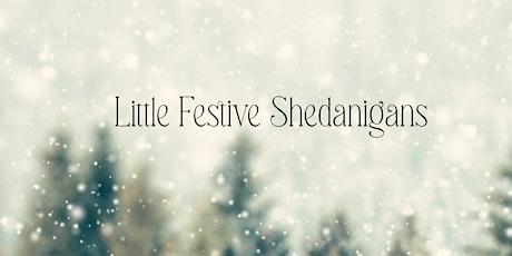 Little Festive Shedanigans Ramsey MER Station Sat 12th December tickets