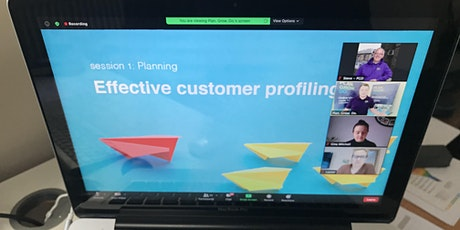 Customer Profiling Made Easy tickets