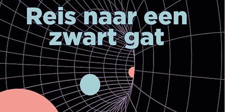 Interactieve webinar bij lesmateriaal 'Reis naar een zwart gat' tickets