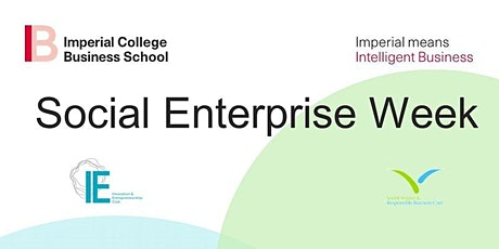Social Enterprise Week - 23rd November to 27th November tickets