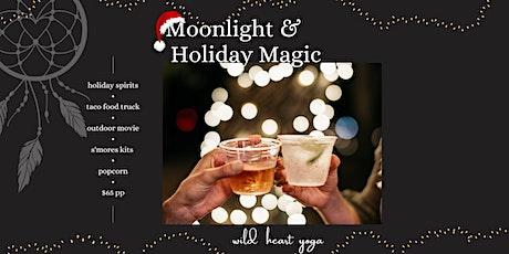 Moonlight & Holiday Magic tickets