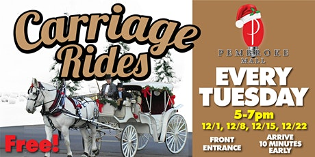 Free Carriage Rides - RESERVATION REQUIRED tickets