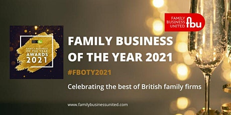 The Family Business of the Year Awards 2021 tickets