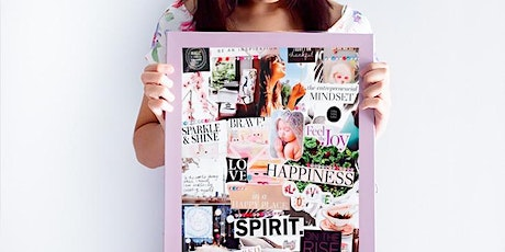 Harmony Soul Sessions: Create Your Own Vision Board Workshop tickets