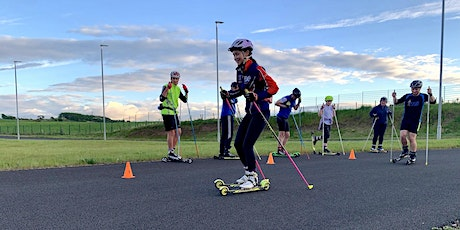Fife Roller Ski Club Sessions - Nov + Dec tickets