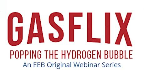 Gasflix: Popping the Hydrogen Bubble Webinar Series tickets