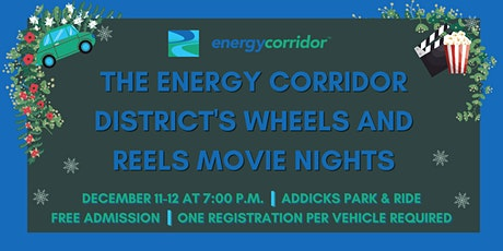 The Energy Corridor District's Wheels and Reels Movie Nights tickets