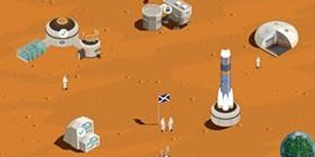 Briefing session  - Scotland on Mars game tickets