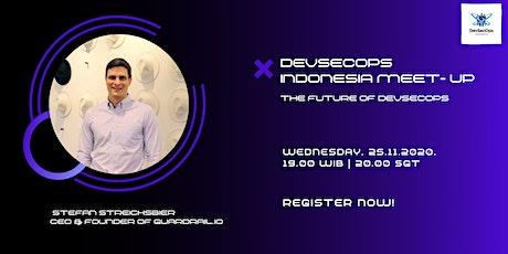 DevSecOps Indonesia Meet-Up tickets
