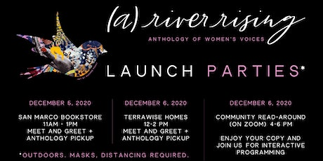Launch Parties: (a) river rising Anthology tickets