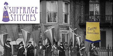 Suffrage in Stitches tickets