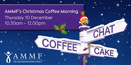 AMMF's Christmas Coffee Morning - Thursday10 December, 2020 10.30am - 12pm tickets