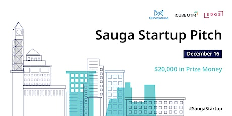 Sauga Startup Pitch tickets
