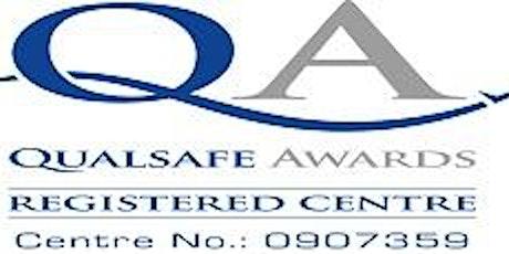 Qualsafe First Response Emergency Care (FREC) 4 Course (ECA/ECSW/EAC) tickets