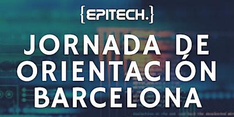 Jornada de Orientación Epitech Barcelona entradas