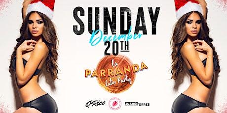 La Parranda Crossover Party tickets