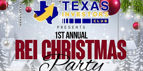 1st Annual REIA Christmas Party tickets