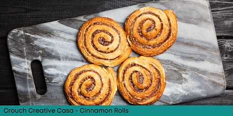Crouch Creative Casa - Cinnamon Rolls tickets