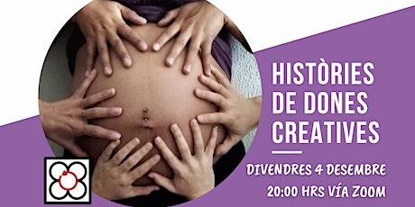 Festival Dona Crea-Crea Mujer (Funció Teatre Playback+María Antonieta) tickets