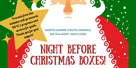 NSYC's Night Before Christmas Boxes tickets