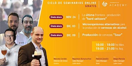 """Fermentis Academy Online - """"En Búsqueda de Nuevos Horizontes"""" ingressos"""