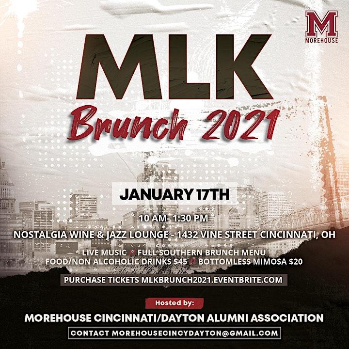 MLK Brunch 2021 image