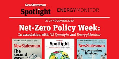 Net-Zero Policy Week - Day 1 tickets