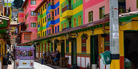Off the Beaten Path in Colombia: a Virtual Travel Event tickets