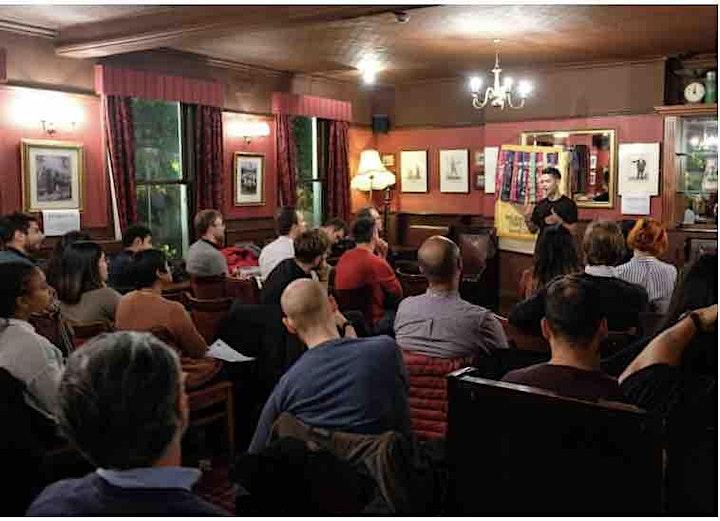 Holborn Speakers Online 20th Anniversary Celebration & Open House image