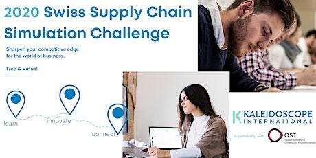 2020 Swiss Supply Chain Simulation Challenge tickets
