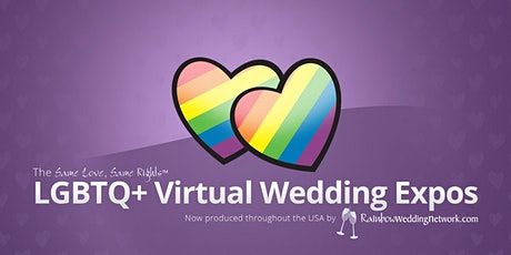 Denver 11th annual Virtual LGBTQ Wedding Expo tickets