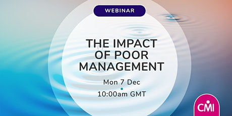 The Impact of Poor Management tickets