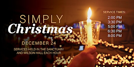 Christmas Eve at First Baptist Church Hendersonville tickets