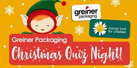 Greiner Packaging Christmas Quiz Night tickets