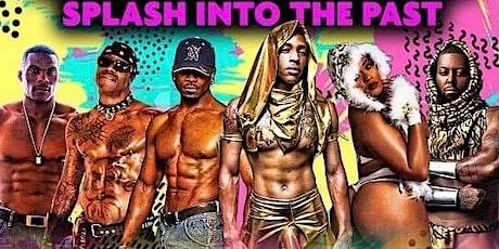 "Summer Explosion 2021 ""Splash Into the Past"" tickets"