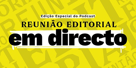 O podcast do Shifter em directo! ingressos