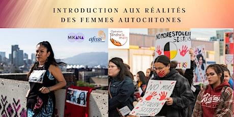 Introduction aux réalités des femmes autochtones billets