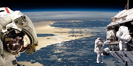 Rising through the Ranks of Human Spaceflight Management (Webinar) tickets