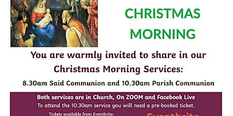 Christmas Day - St John's Church, Ranmoor 10.30am Parish Communion tickets
