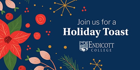 Endicott College Holiday Toast tickets