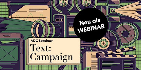 """ADC Teaser Seminar """"Text - Campaign"""" Tickets"""